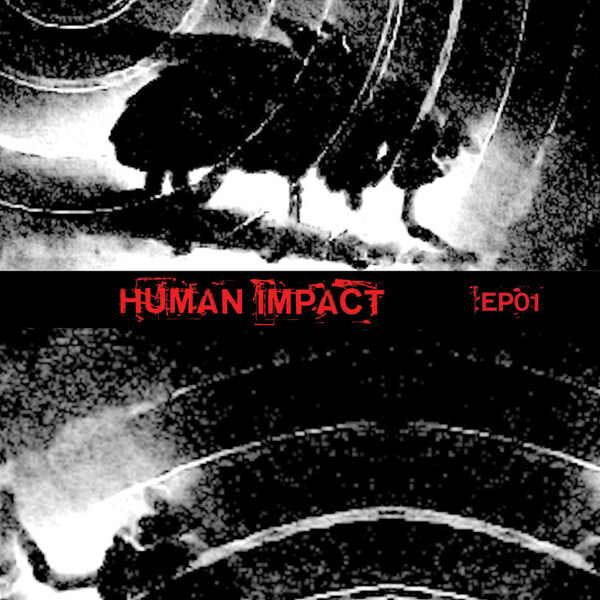 HUMAN IMPACT, ep01 (flight 13 exclusive) cover