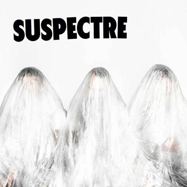 SUSPECTRE, s/t cover
