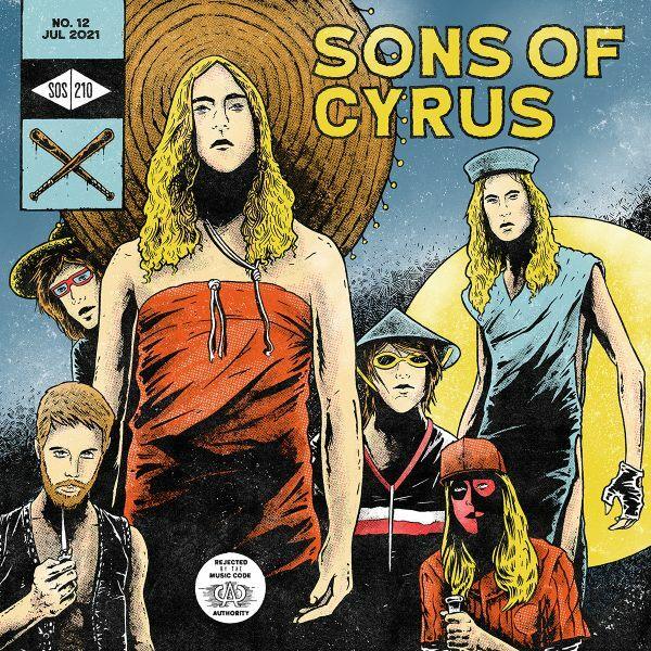 SONS OF CYRUS, can you dig it cover