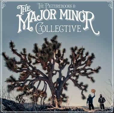 PICTUREBOOKS, major minor collective cover
