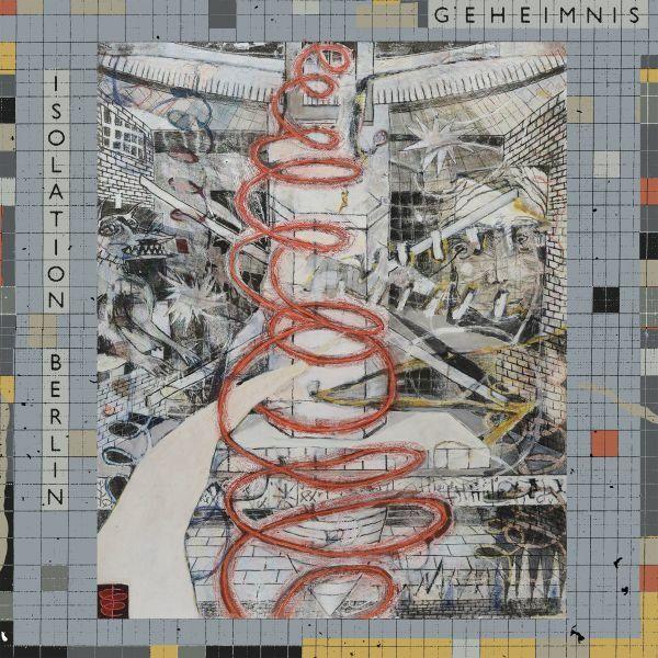 ISOLATION BERLIN, geheimnis cover