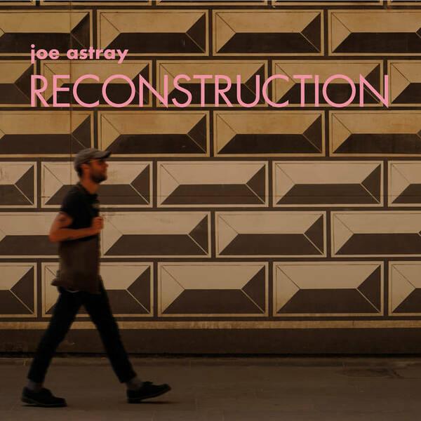 JOE ASTRAY, reconstruction cover