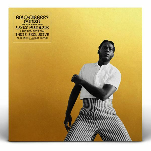 LEON BRIDGES, gold-diggers sound (indie edition) cover