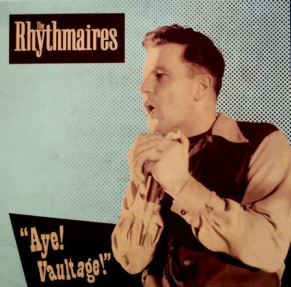 RHYTHMAIRES, aye vaultage cover