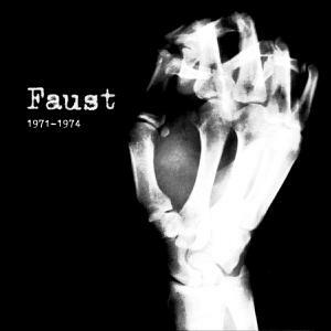 FAUST, boxset 1971-1974 cover