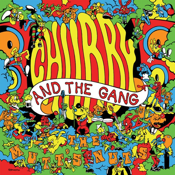 CHUBBY AND THE GANG, the mutt´s nuts cover