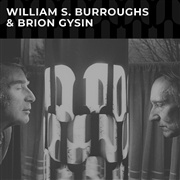 WILLIAM S: BURROUGHS & BRYON GYSIN, s/t cover