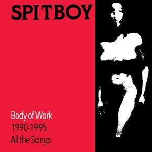 SPITBOY, body of work cover