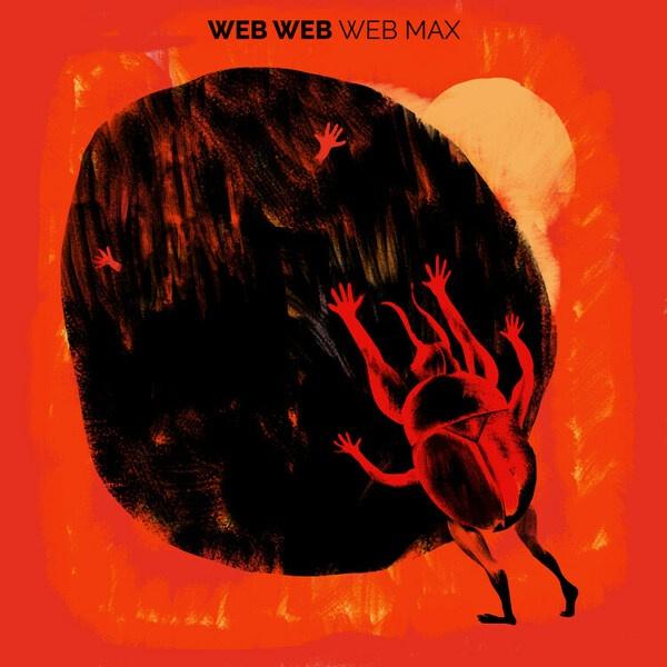 WEB WEB X MAX HERRE, web max cover