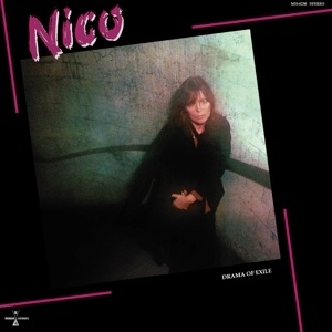 NICO, drama of exile cover