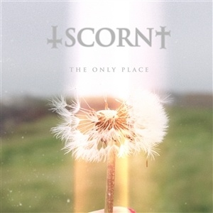 SCORN, the only place cover