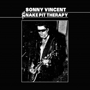 SONNY VINCENT, snake pit therapy cover
