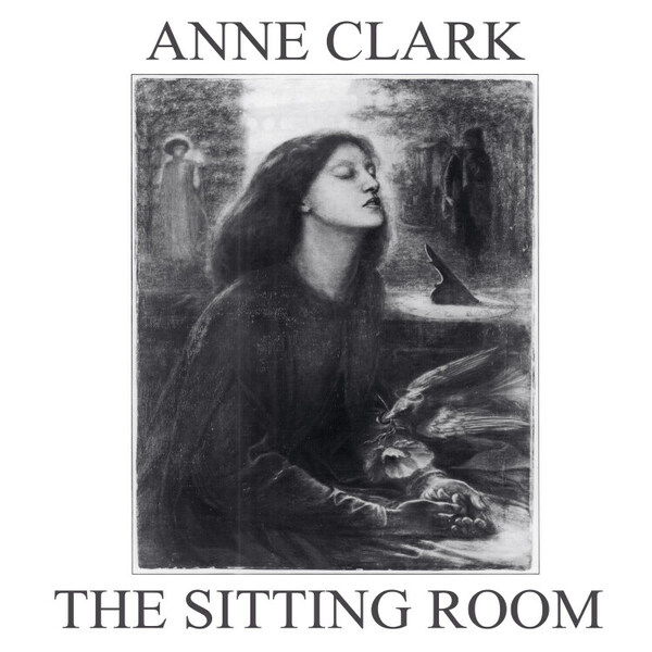 ANNE CLARK, sitting room cover
