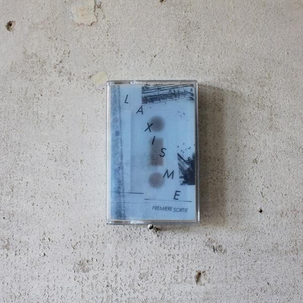 LAXISME, premiere sortie cover