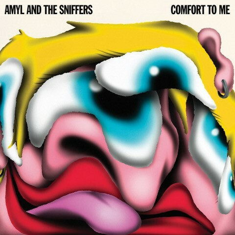 AMYL AND THE SNIFFERS, comfort to me cover