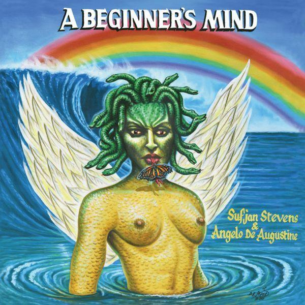SUFJAN STEVENS & ANGELO DE AUGUSTINE, a beginner´s mind cover