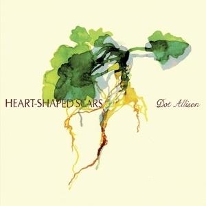 DOT ALLISON, heart-shaped scars cover