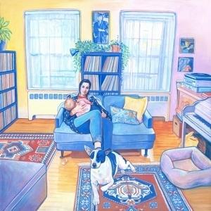 LAURA STEVENSON, s/t cover