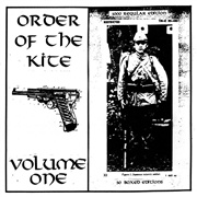 V/A, order of the kite cover