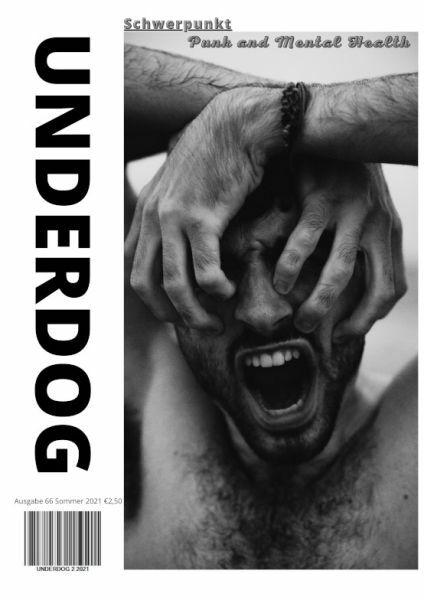 UNDERDOG, # 66 cover