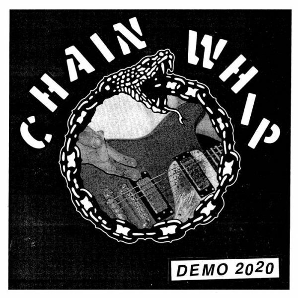 CHAIN WHIP, demo 2020 cover