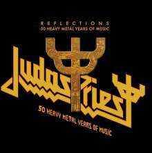 JUDAS PRIEST, 50 heavy metal years of music cover