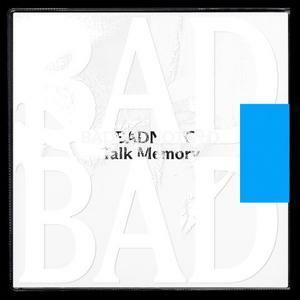 BADBADNOTGOOD, talk memory cover