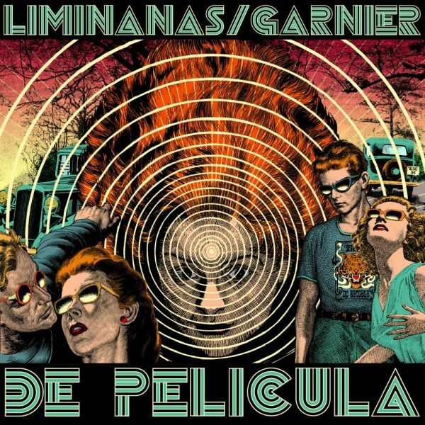 LIMINANAS / LAURENT GARNIER, de pelicula cover