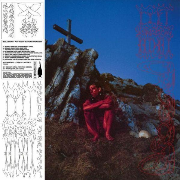 NICOLA KAZIMIR, post-heretic dracula x chronicles cover