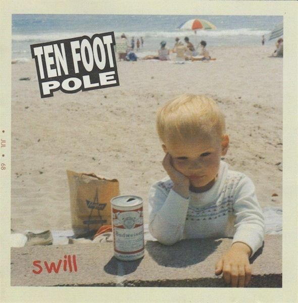TEN FOOT POLE, swill cover