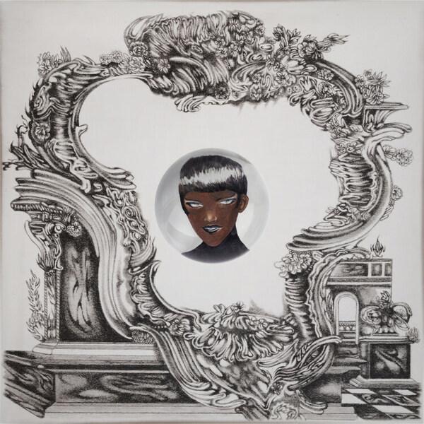 YVES TUMOR, the asymptotical world ep cover