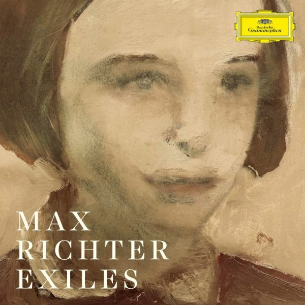 MAX RICHTER, exiles cover
