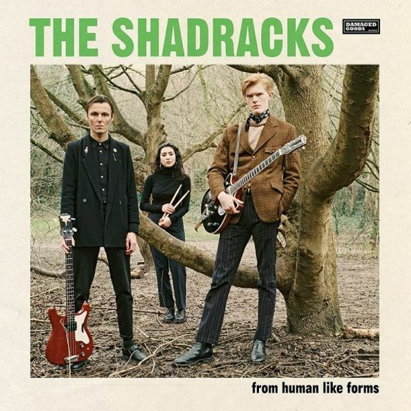 SHADRACKS, from human like forms cover