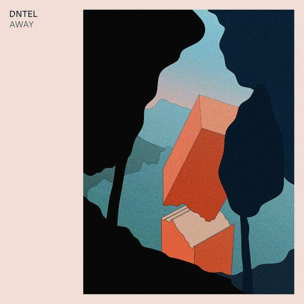 DNTEL, away cover