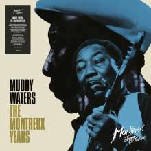 MUDDY WATERS, the montreux years cover