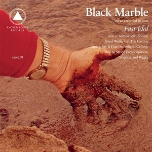 BLACK MARBLE, fast idol cover