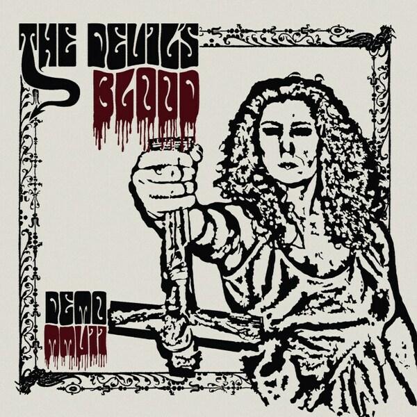 DEVIL´S BLOOD, demo mmvii cover