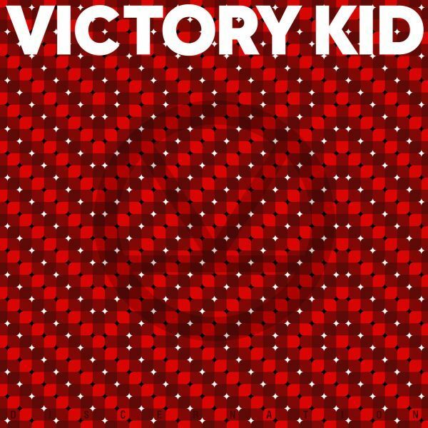VICTORY KID, discernation cover