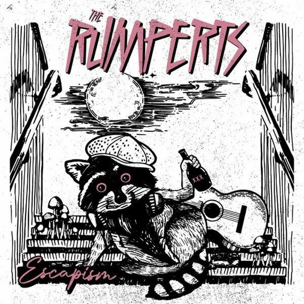 RUMPERTS, escapism cover