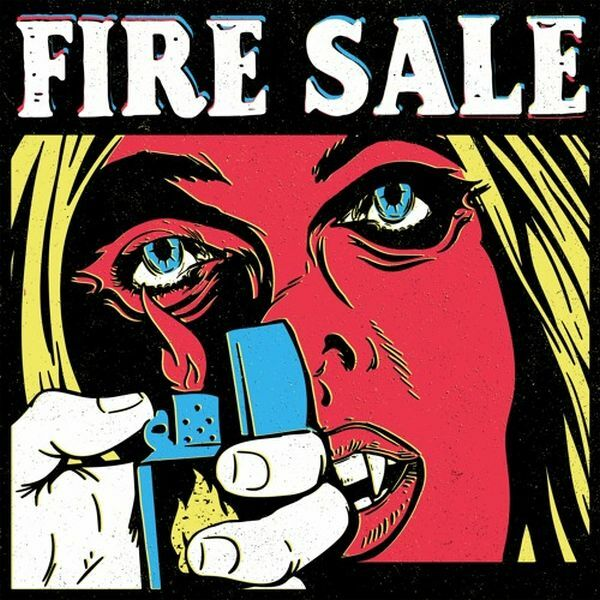 FIRE SALE, s/t cover
