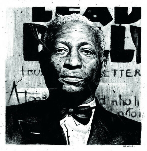 LEADBELLY, easy rider cover
