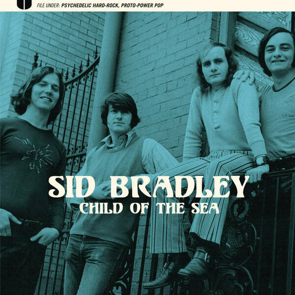 SID BRADLEY, child of the sea cover