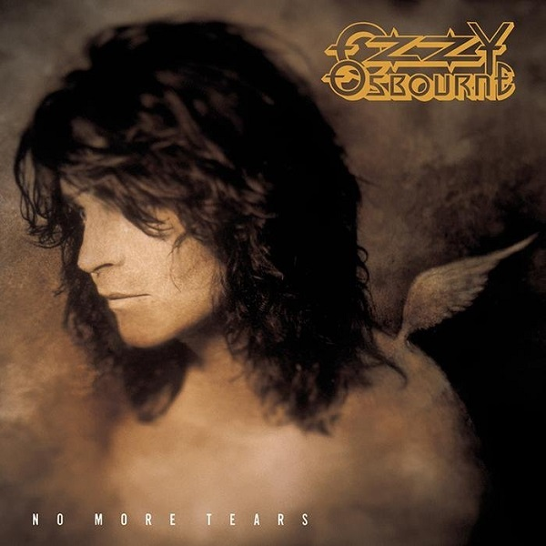 OZZY OSBOURNE, no more tears (30th anniversary) cover