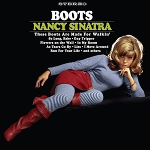 NANCY SINATRA, boots cover