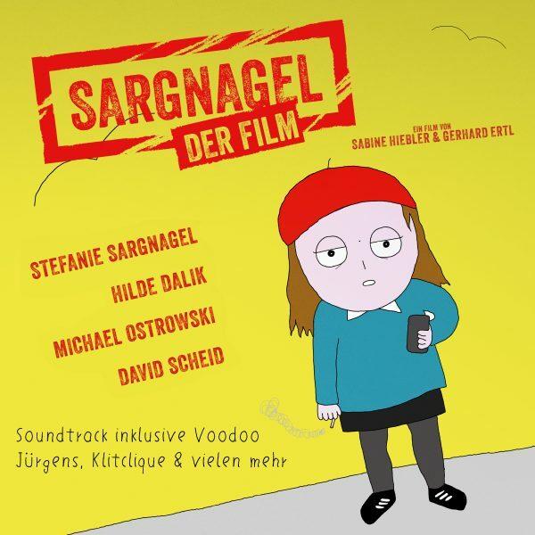 VOODOO JÜRGENS, sargnagel - der film cover