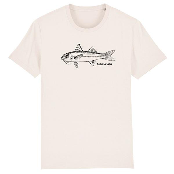 FISHSHIRT, rotbarbe (boy), natural cover