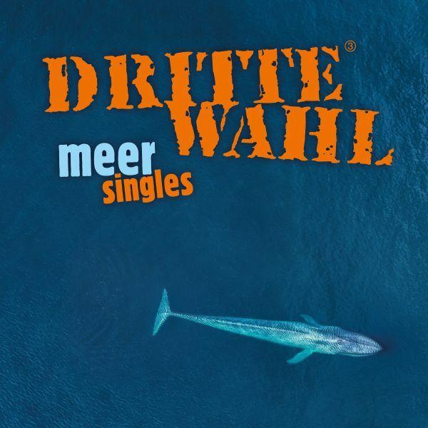 DRITTE WAHL, meer - singles cover