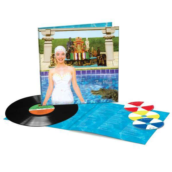 STONE TEMPLE PILOTS, tiny music ... songs from the vatican gift shop cover