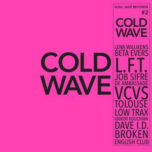 V/A, cold wave # 2 cover