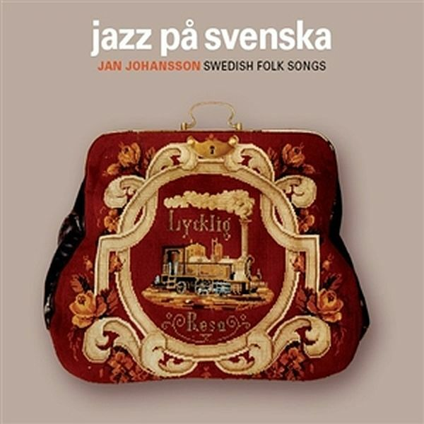 JAN JOHANSSON, jazz pa svenska cover